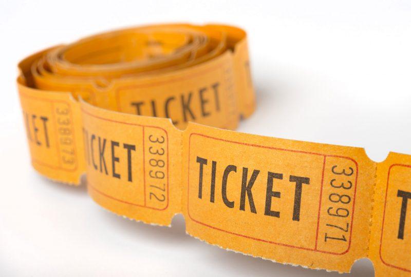 Ticketbuchung
