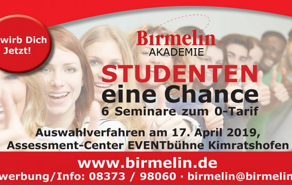 Assessment-Center für Studenten
